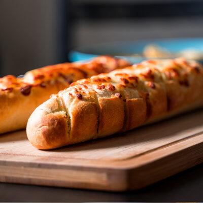 Elevate Garlic Bread