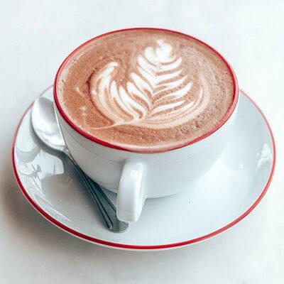 Elevate The Sweet Spot Cafe Mocha