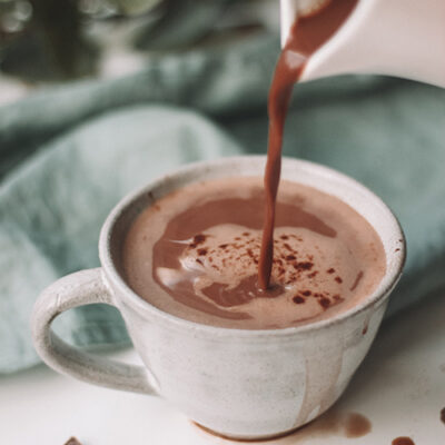 Elevate The Sweet Spot Hot Chocolate