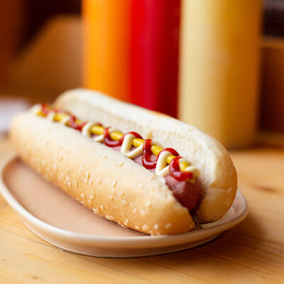 Elevate The Sweet Spot Hot Dog