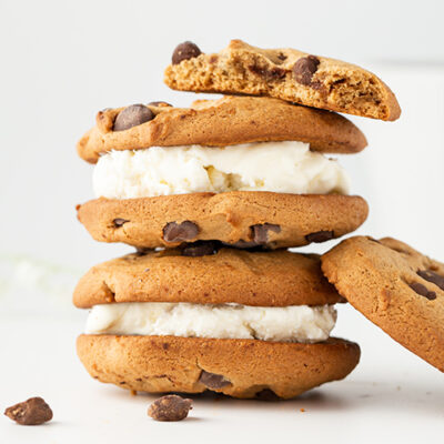 Elevate The Sweet Spot Ice Cream Sandwiches