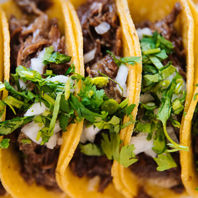 Elevate The Sweet Spot Pulled Pork Tacos