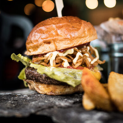 Elevate Burger