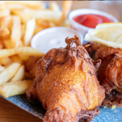 Elevate Fish and Chips