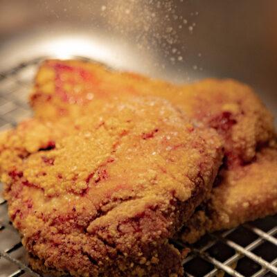 Elevate Buffalo Chicken Sandwich